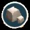 SteamのゲームタイトルAs For As The Eyeの資源の石材の画像