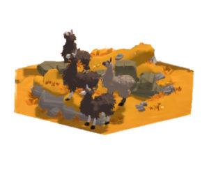SteamのゲームタイトルAs For As The EyeのHill Hexagonの画像
