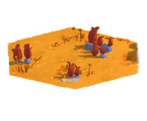 SteamのゲームタイトルAs For As The EyeのPlain Hexagonの画像