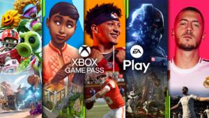 Xbox game passのトップ画像