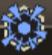 for the kingの攻撃タイプの範囲攻撃のアイコン画像