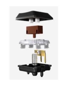 ロジクール薄型メカニカルスイッチのGLタクタイルスイッチの画像
