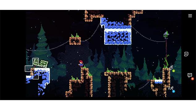 XboxCloudGameのタッチコントローラーの画像7