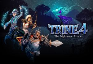 Trine4のトップ画像