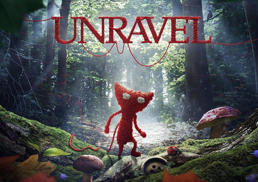 Unravelのトップ画像