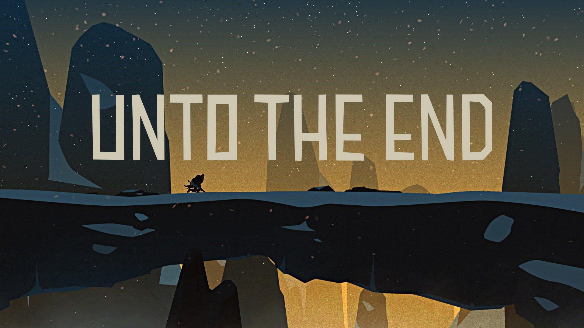 unto the endのメイン画像