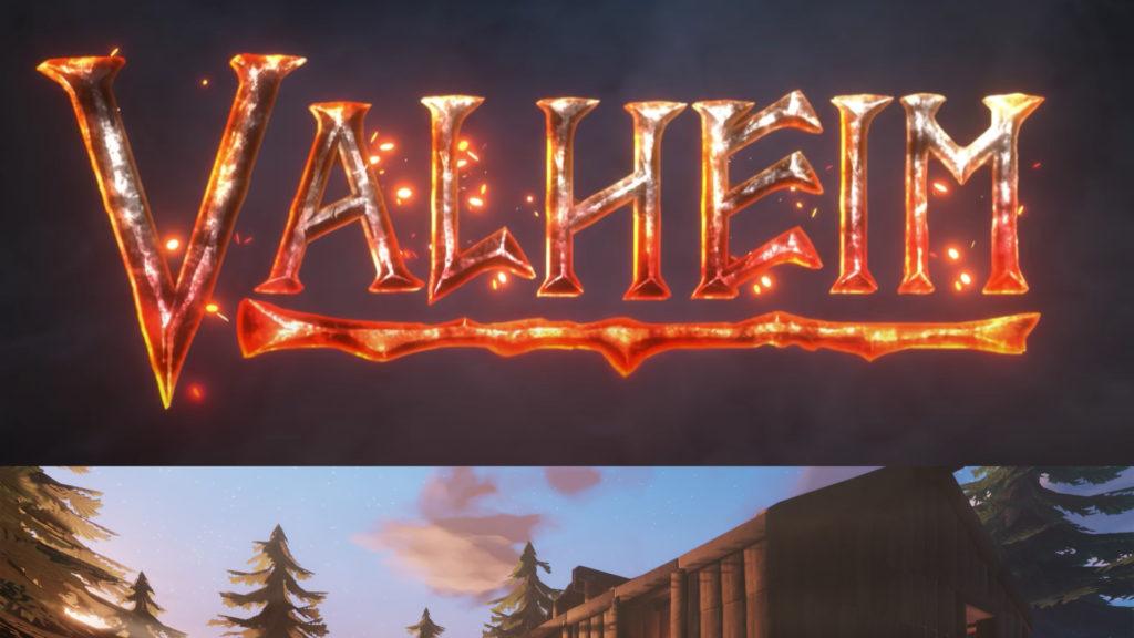 valheimのトップ画像